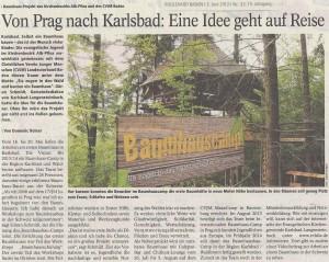 Von Prag nach Karlsbad